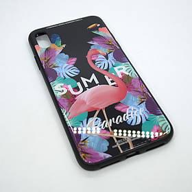 """Чохол WK Apple iPhone Xs Max {6.5 """"} WPC-061 flamingo (681920360506) EAN / UPC: 681920360506"""