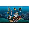 """Конструктор """"Корабль исследователей морских глубин"""" Lepin 02012 774 деталей, фото 5"""