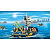 """Конструктор """"Корабль исследователей морских глубин"""" Lepin 02012 774 деталей, фото 7"""