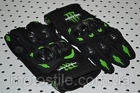 Мотоперчатки с закрытыми пальцами