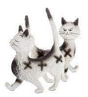 "Статуэтка две кошки ""Хм. Такой же наряд!"" Parastone DUB 31"