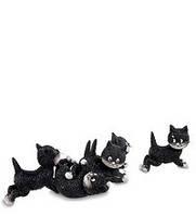 """Статуэтка коты """"Следуйте за мной!"""" Parastone DUB 55"""