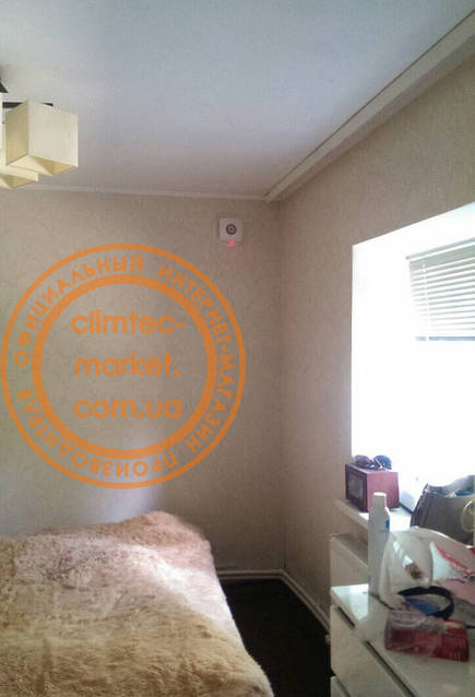 Вентиляция в частном доме - коттедже 1