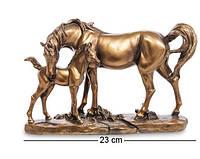Статуэтка Лошадь с жеребенком MN- 38