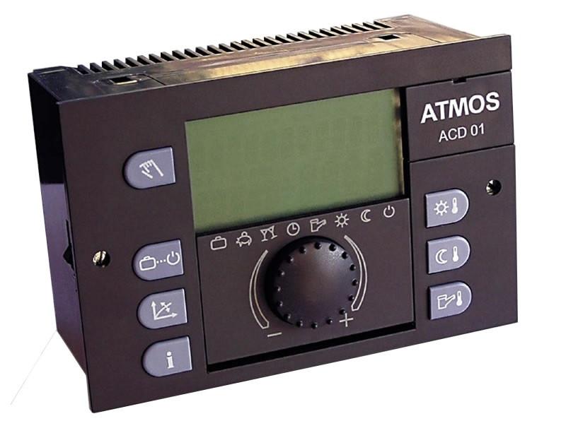 Эквитермический электронный регулятор Atmos ACD01