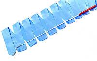 Лента для художественной гимнастики l-6м C-5516 , голубая