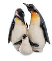 """Статуэтка """"Семья Королевских пингвинов"""" MN- 20"""
