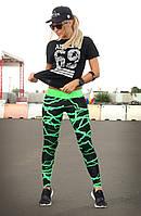 Спортивні лосини S, M, XL (44-46, 46-48, 50-52) Лосіни жіночі для фітнесу спорту тренувань