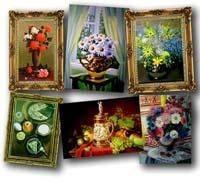 Как купить картину или заказать портрет.