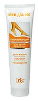 Крем для ног увлажняющий для сухой кожи стоп 100 мл Iris Ir-0318
