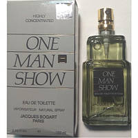 Jacques Bogart One Man Show EDT 100ml + AFTER SHAVE BALM 3ml TESTER (туалетная вода Якобс Богарт Ван Мен Шоу тестер)