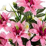 Букет хризантем, 56см(10 шт. в уп), фото 2