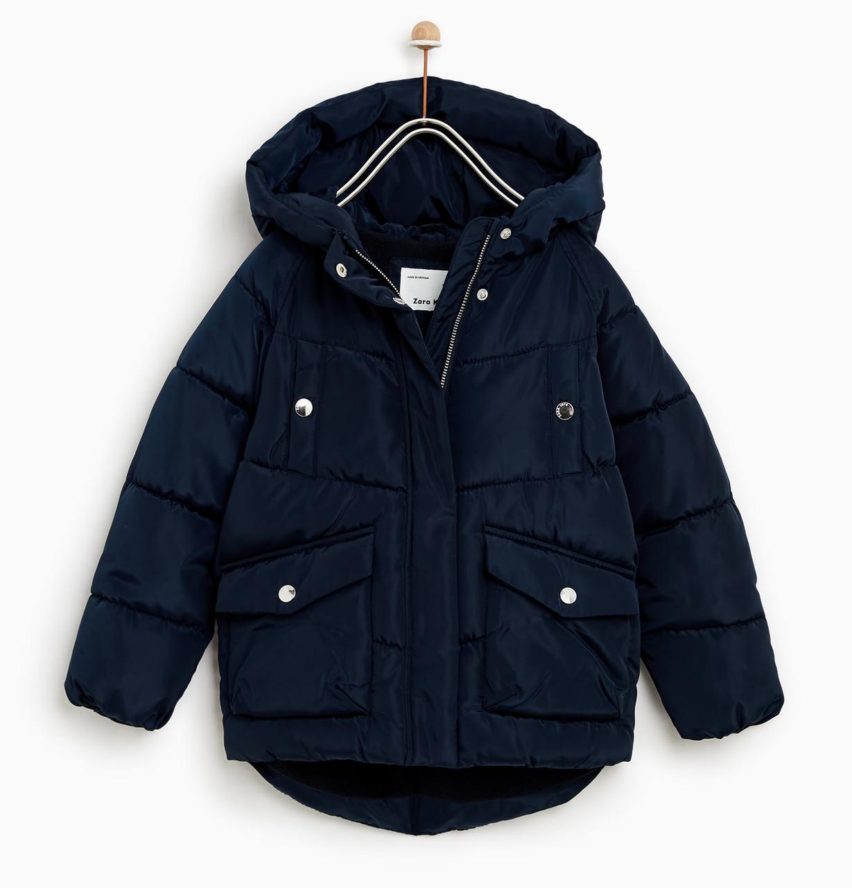 Демисезонная куртка на девочку ZARA Испания Размер 152
