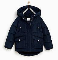 Демисезонная куртка на девочку ZARA Испания Размер 134, 140, 152