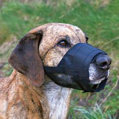 Намордник Trixie Muzzle для собак полиэстер, L-XL