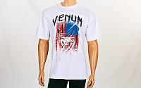 Футболка спортивная VENUM FLAG CO-05-W