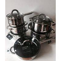 Набор посуды 12 предметов SwissHaus 1255M