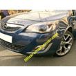 Накладки на противотуманки (2 шт, нерж) Opel Astra J 2010↗ гг., фото 2
