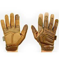 Перчатки тактические с закрытыми пальцами MECHANIX MPACT BC-5622