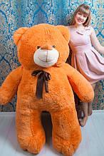 М'яка іграшка ведмедик Веніамін 200 см, карамель