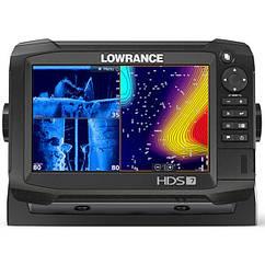 Эхолот Lowrance HDS 7 Carbon TotalScan