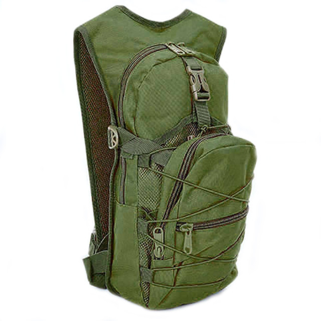 Рюкзак тактический с местом под питьевую систему V-10л TY-06