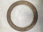 Диск металлокерамический 150.37.074 гидромуфты коробки Т150 БРОВАРЫ, фото 2