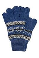 Перчатки шерстяные мужские, фото 1