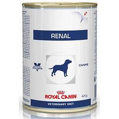 Royal Canin Renal 410 г для собак при почечной недостаточности