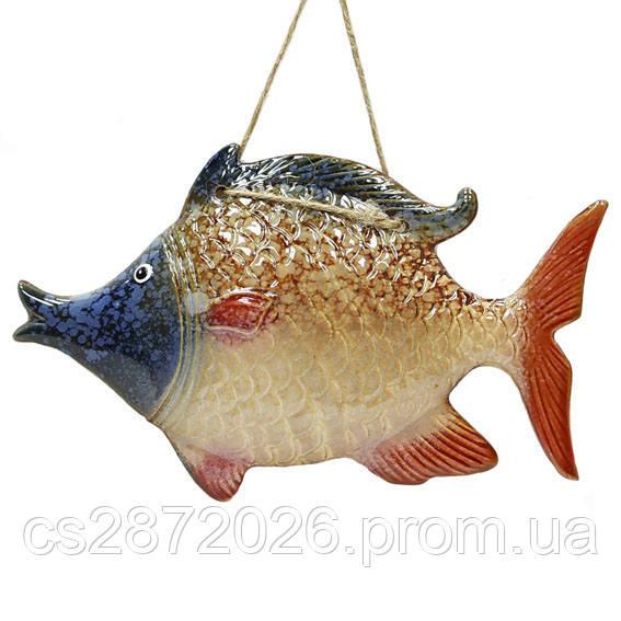 Панно керамическое Рыба