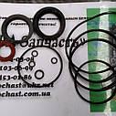 Ремкомплект ГУР ЗИЛ гидроусилителя руля с чугунными кольцами, фото 3