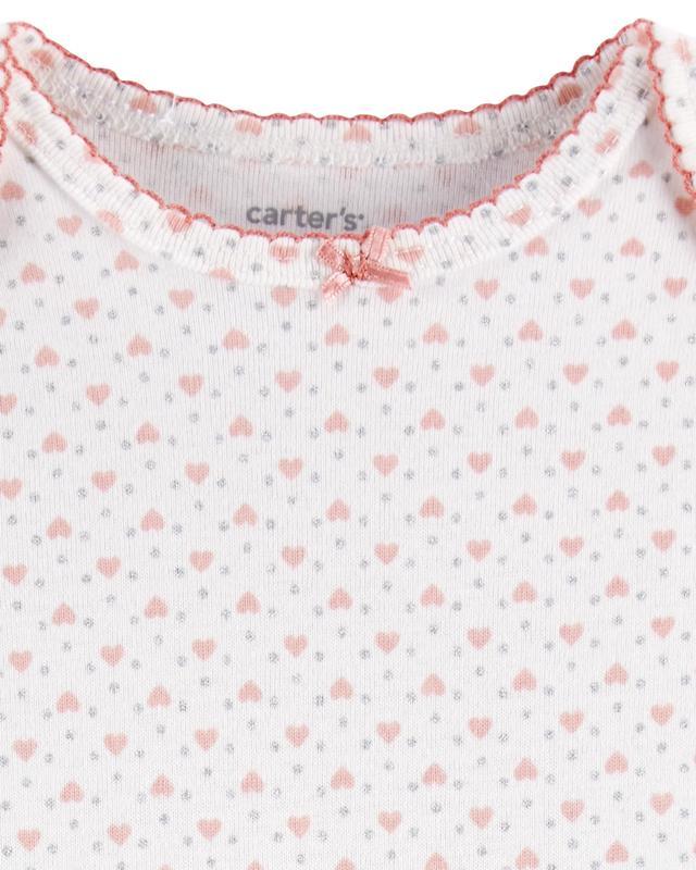 Комплект тройка Картерс на девочку