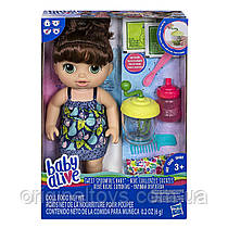 Кукла Baby Alive Малышка с игрушечным блендером, 33 см E0587