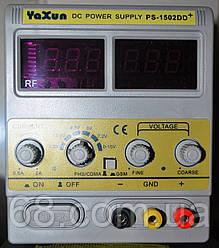 Лабораторний блок живлення для ремонту телефонів 1502DD+ трансформаторний Блок живлення лабораторний