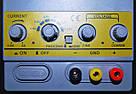 Лабораторний блок живлення для ремонту телефонів 1502DD+ трансформаторний Блок живлення лабораторний, фото 2