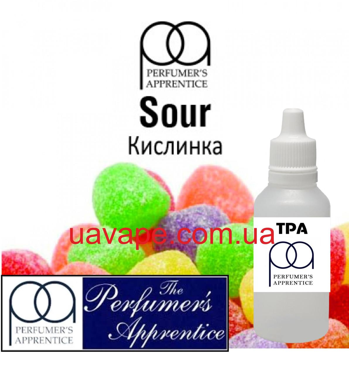 Ароматизатор TPA - Sour Flavor подкислитель  ТПА, 100 мл