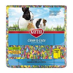 Kaytee Clean&Cozy BirthdayCake подстилка для грызунов, целлюлоза, разноцветная 4,1