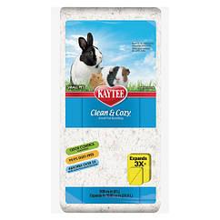 Kaytee Clean&Cozy White подстилка для грызунов целлюлоза 28.3 л
