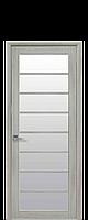 Межкомнатные двери Новый Стиль Виола (стекло сатин)