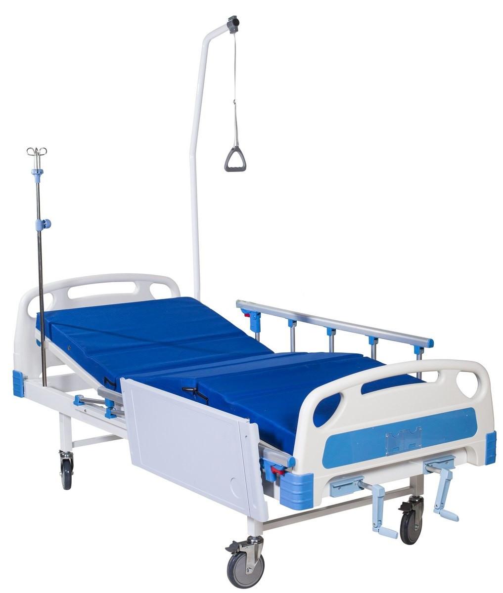 Кровать механичесчая четырехсекционная HBM-2M