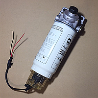 Фильтр сепаратор PL-420 с подогревом 24 V и подкачивающим насосом