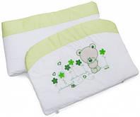 Бампер для кроватки Evolution A-018, зеленый, Twins (2000.22.68.06)