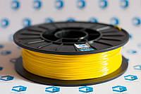 CoPET пластик, 500 грамм 1.75мм желтый