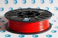 CoPET пластик, 500 грамм 1.75мм красный