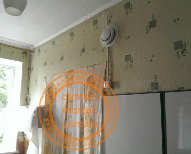 Вентиляция в школе г. Богодухов 7