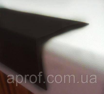 Уголок резиновый 40х30х2 мм