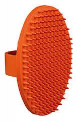 Щетка-рукавица Trixie Massage Brush для собак массажная, резина, 9х13 см