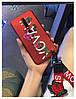 """NOKIA 6.1 plus (X6) оригинальный чехол панель накладка бампер противоударный TPU с принтом рисунком """"VOVAVI"""", фото 4"""