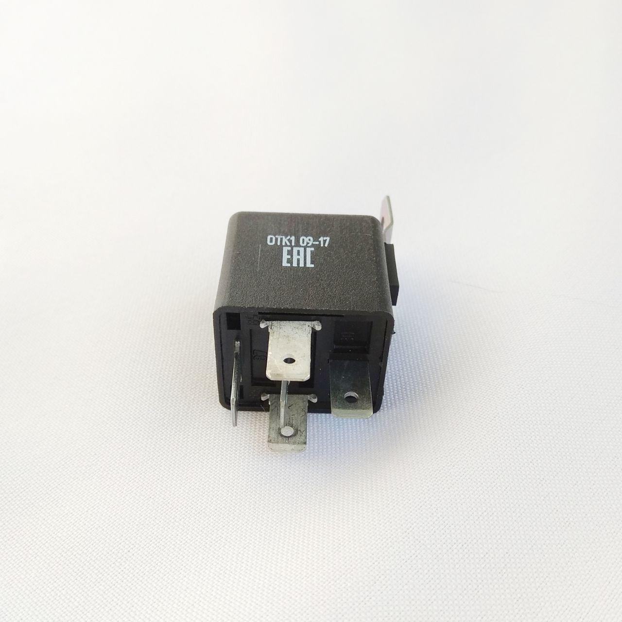 Реле 5 контактное 12В 30/20А с кронштейном(ВАЗ, ГАЗ,иномарки)
