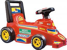 Автомобиль-каталка Гоночный трек Polesie 7987